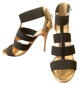Jimmy Choo Black & gold Formal