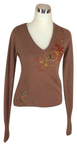 Cake Couture Cashmere V-neck Sweater