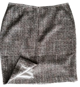 Banana Republic Pencil Skirt Multi (Pink, Gray, White, Cream Tweed)