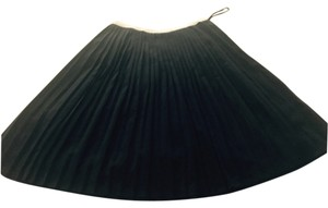 Calvin Klein Skirt Black and white waistband