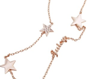 Juicy Couture Juicy Couture N- Pave Star Strand Necklace YJRU7431