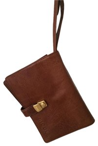 Nicole Paris Brown Clutch