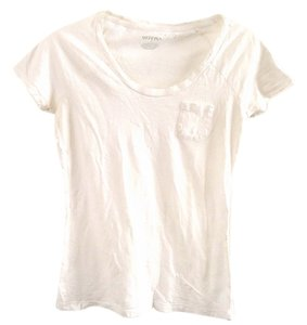 Merona Cotton T Shirt white