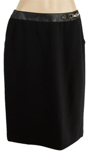 Ellen Tracy Allard Skirt Black