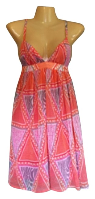Preload https://item1.tradesy.com/images/h-and-m-dress-pink-4427650-0-0.jpg?width=400&height=650