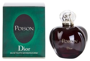 Dior New Christian Dior Poison Dior Eau De Toilette Spray 1.7 Oz