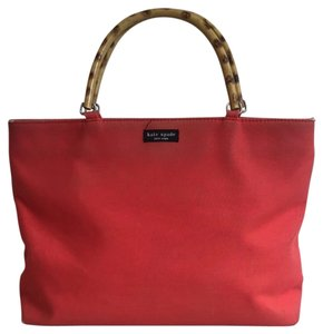 Kate Spade Satchel in Bright Orange