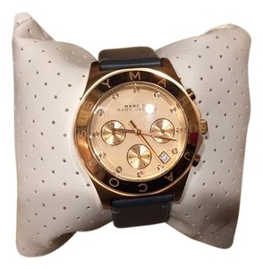 Marc by Marc Jacobs Marc by Marc Jacobs Rose Gold MBM1188 Chronograph Watch