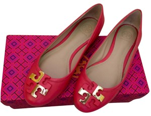 Tory Burch Red Pepper Flats