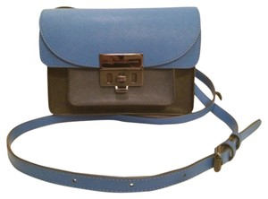 Marc by Marc Jacobs Michael Kors Kate Spade Coach Loeffler Randall Tory Burch Blue Navy Black Metallic Hardware Saffiano Leather Summer New Cross Body Bag