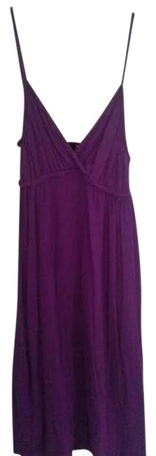 H&M short dress Purple on Tradesy