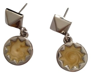 House of Harlow 1960 Sunburst Enamel Drop