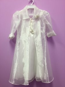2 Piece Flower Girl Dress