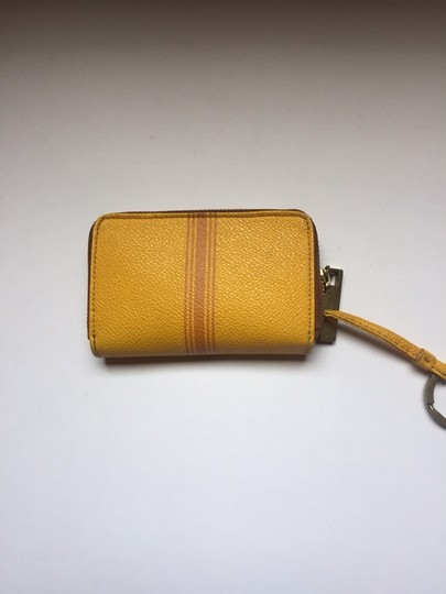 Tory Burch Buttercup Yellow Wallet