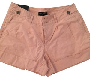 Banana Republic Cuffed Shorts Pink