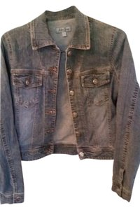 Active Jeans Stretch Denim blue Womens Jean Jacket