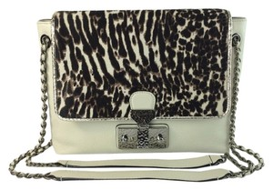 Marc Jacobs Quilted Safari Animal Print Gift Evening Shoulder Bag
