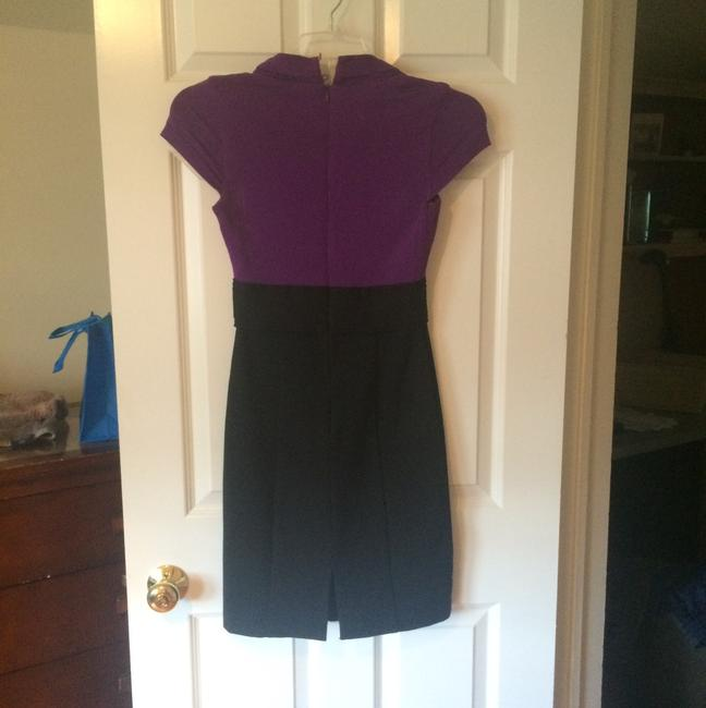 Max and Cleo Bcbg Colorblock Cocktail Dress
