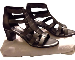 Amalfi by Rangoni Pewter Sandals