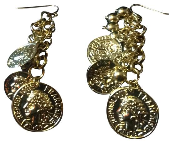 Vintage repulique france coun earrings