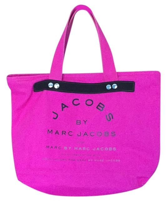Item - Classic Hot Pink Canvas Tote