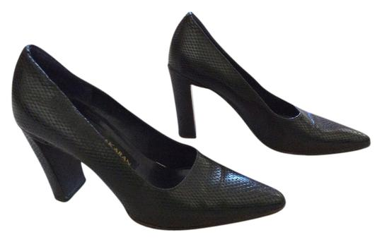 Donna Karan Black Pumps