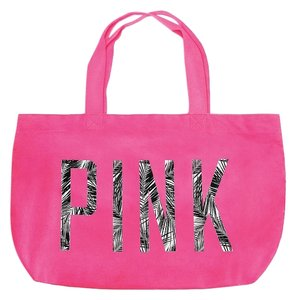 PINK Tote in Pink