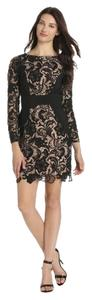 Jessica Simpson Lace Little Evening Classic Dress