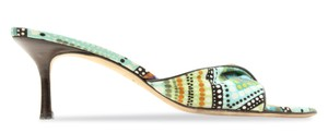 Jimmy Choo Multicolored Sandals