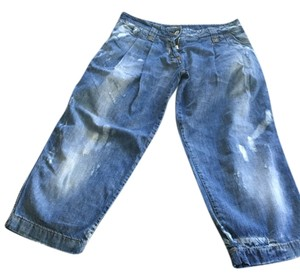 Dolce cabbana Capri/Cropped Denim-Distressed