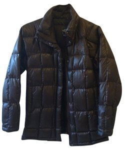 The North Face Brown Puffy Coat