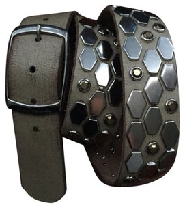 Tylie Malibu Tylie Malibu Studded Leather Belt