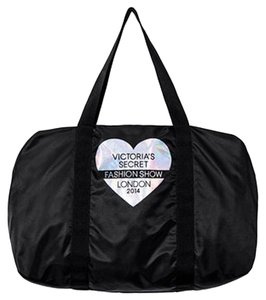 Victoria's Secret London Fashion Show Tote in Black