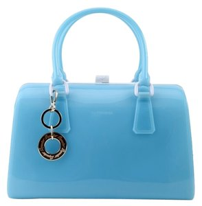 SABOHEMIAN Satchel in Light Blue