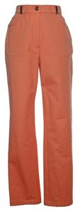 St. John Stretch Cotton Pants