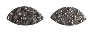 Marc by Marc Jacobs Marc by Marc Jacobs Pave Leaf Stud Earrings