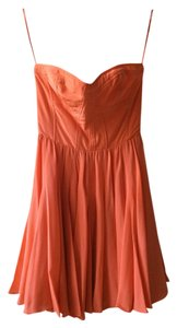 Rebecca Taylor Silk Flouncy Dress