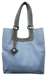 Kara Ross Tote in white
