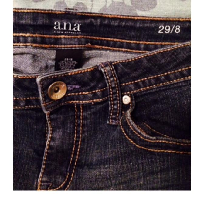 a.n.a. a new approach Capri/Cropped Denim
