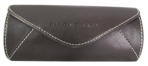Ellen Tracy Ellen Tracy Brown Sunglass Eyeglass Hard Case Snap Closure