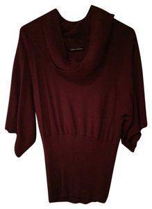 Cable & Gauge Top Burgundy