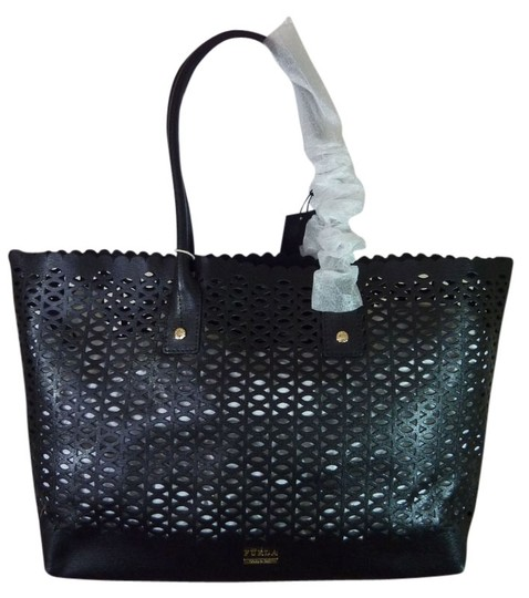 Preload https://item4.tradesy.com/images/furla-perforated-ew-melissa-black-saffiano-leather-tote-4477048-0-0.jpg?width=440&height=440