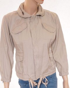 JOE'S Jeans Joes Womens Khaki Beige Jacket