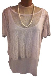 Jennifer Lopez Womans Clothing Tradesy Top pink
