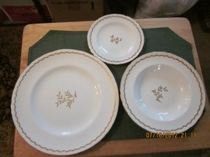 Inglesby Royal Crown Derby Dishes