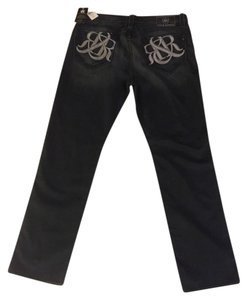 Rock & Republic Straight Leg Jeans-Medium Wash
