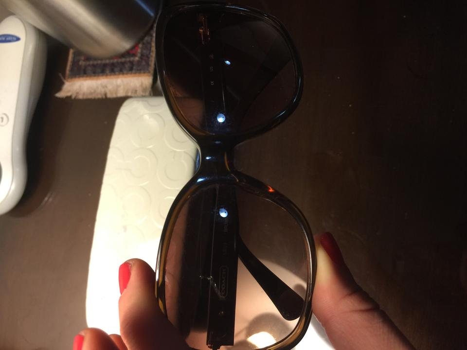 969517219bf4 Coach Brown S2029 Sunglasses - Tradesy
