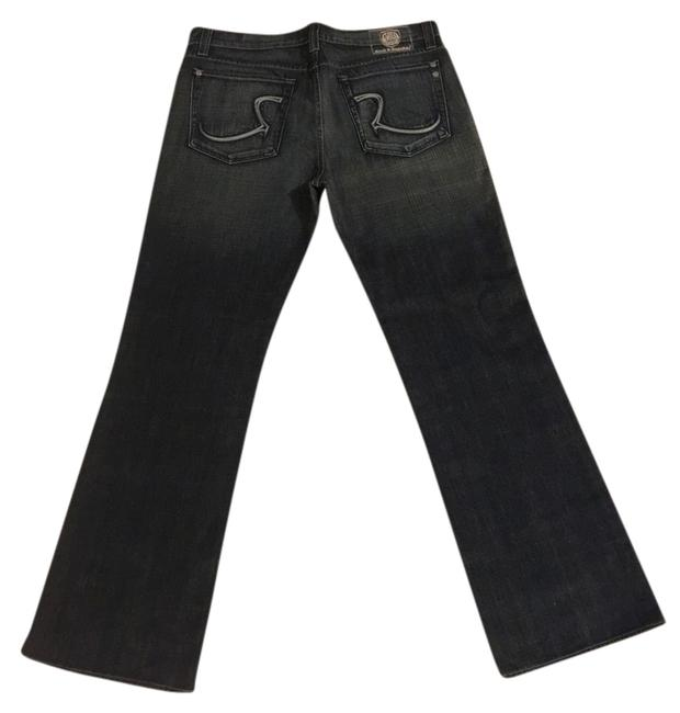 Rock & Republic Straight Leg Jeans-Distressed
