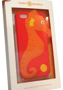 Tory Burch Seahorse Silicone Iphone 5 Case