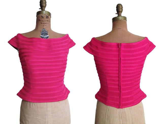 JS Collections Top PINK